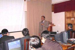 Hội thảo trực tuyến qua web của ERDAS