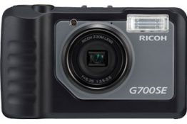 Sản phẩm máy ảnh kỹ thuật số mới G700SE