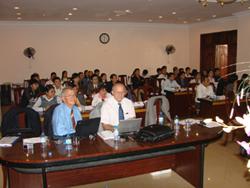 Hội thảo giới thiệu một hướng phát triển mới trong công nghệ chụp ảnh số máy bay phục vụ công tác đo vẽ địa hình