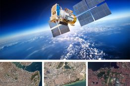 Download satellite images